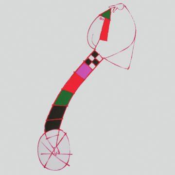 clown vélo c chauviré