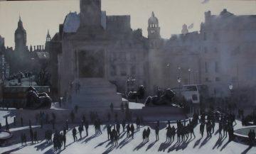 trafalgar square - Christophe CINQUIN