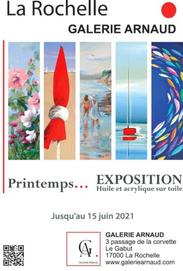 Exposition Galerie Arnaud